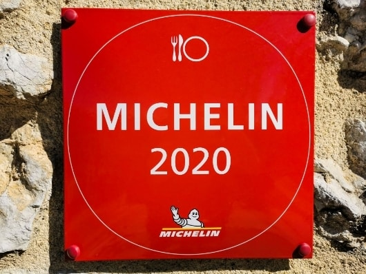 Michelin Guide Map