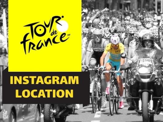 Instagram #TourdeFrance2019