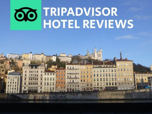 hotels reviews lyon