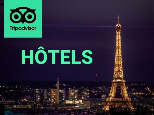 Paris Tripadvisor GeoInsights