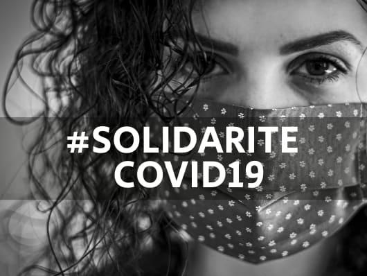 Solidarite covid19 - France
